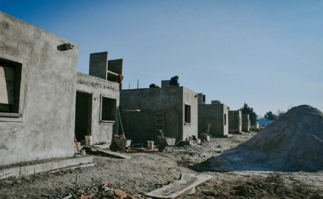 Se lanza un programa para finalizar con la construcción de 55.000 viviendas