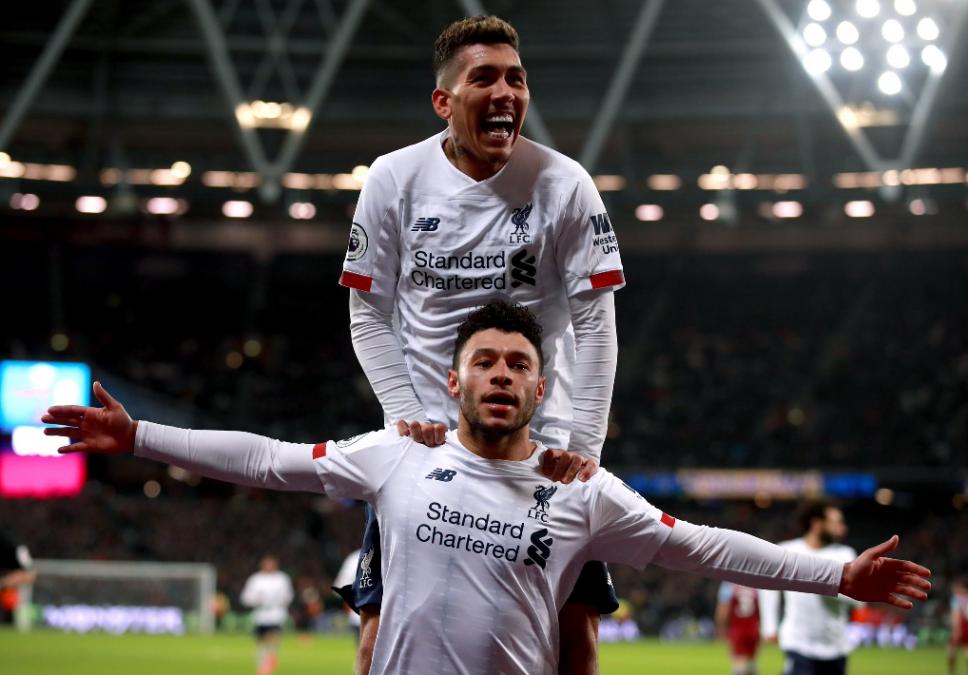 Liverpool volvió a ganar y estiró su récord en la Premier League
