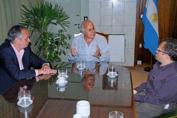 Lima se reunió con empresarios brasileros
