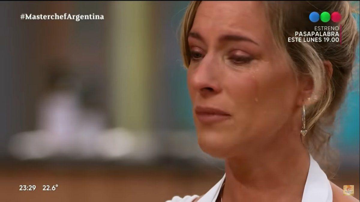 La Chepi lloró de la emoción con la devolución de Germán Martitegui