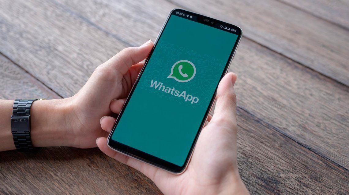 Ya podés buscar stickers de Whatsapp