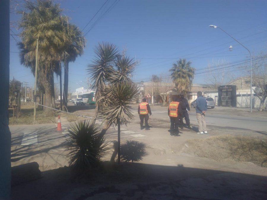 En Sarmiento también aislaron a un barrio por un contacto estrecho con casos en Caucete