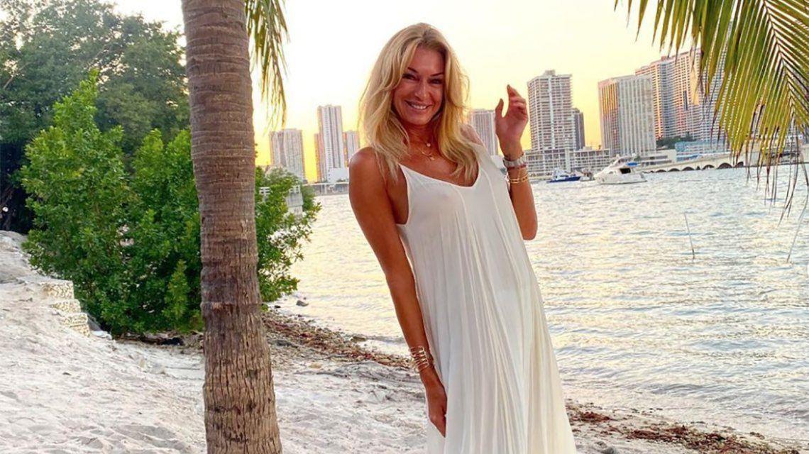 Yanina Latorre viajará a Miami para vacunarse y ya tiene reemplazo