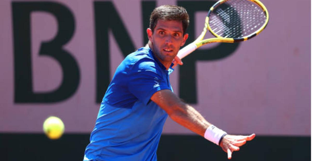 Delbonis remontó su partido y avanza en Roland Garros