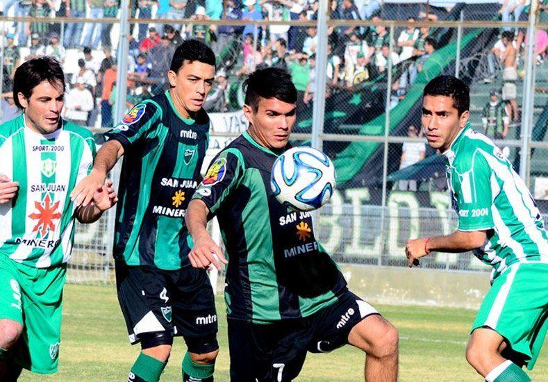 Futbol local: el sábado iniciará la fecha que tendrá a San Martín - Desamparados