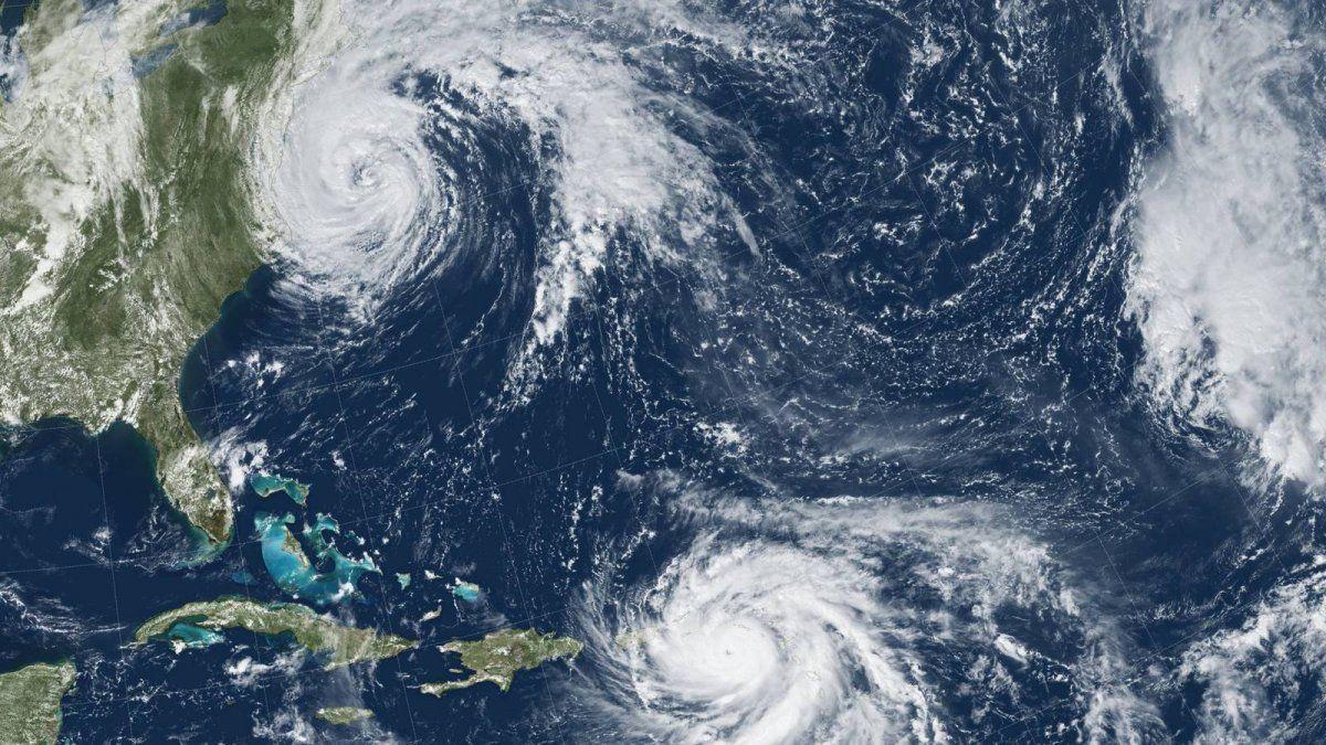 La NASA publicó un hallazgo sobre el Triángulo de las Bermudas