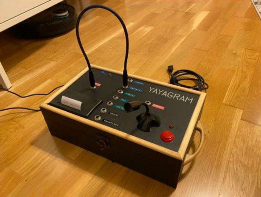 Yayagram: un dispositivo para que los adultos mayores usen Telegram