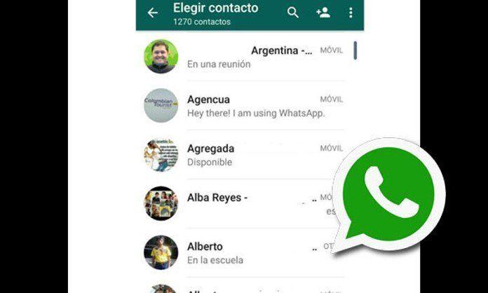 Desaparecé de Whatsapp para tus contactos