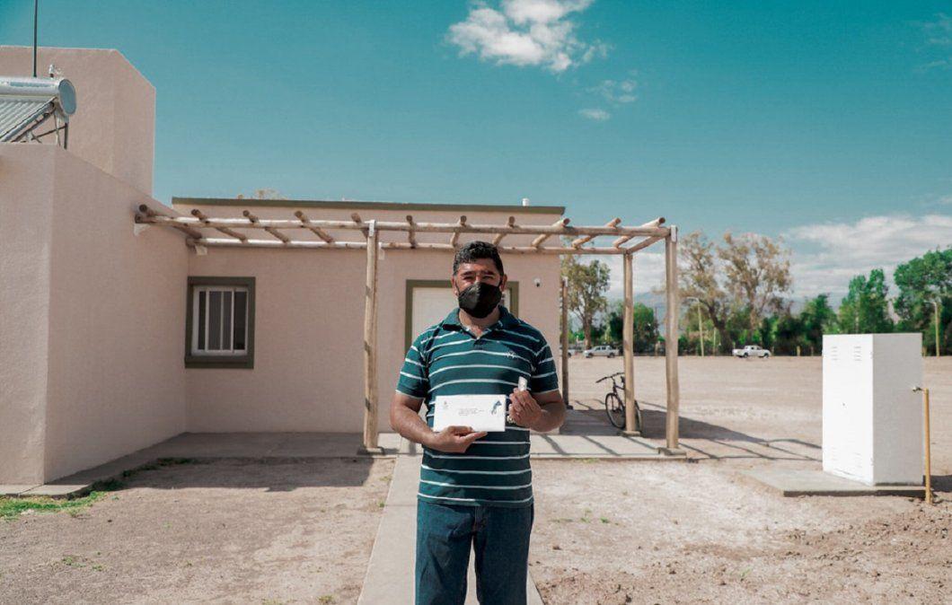 Sorteo del IPV: estos son los ganadores de viviendas de Albardón
