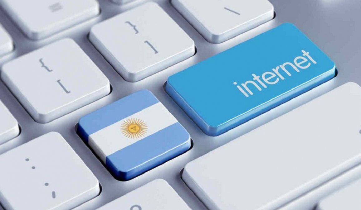 Un informe del Indec dio detalles sobre el acceso que tienen los argentinos a internet.