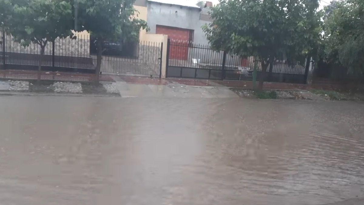 La intensa tormenta azotó las zonas Norte y Sur de San Juan