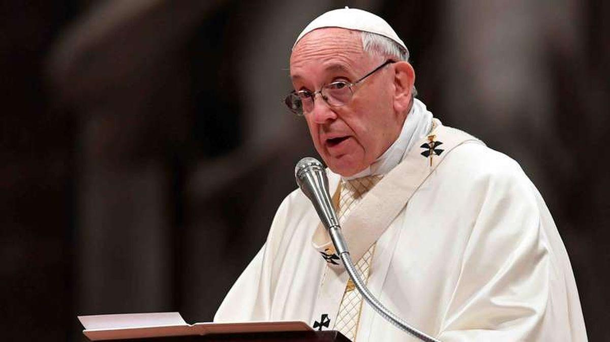 Francisco le pidió a los farmacéuticos que no sean cómplices de abortos