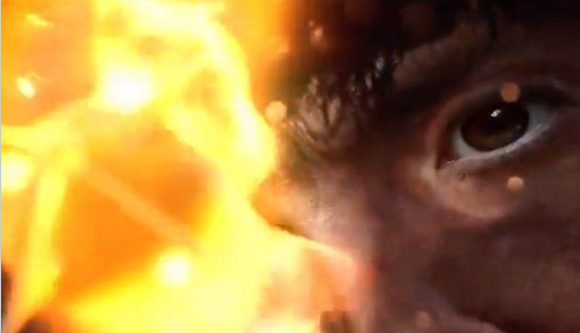 Call of Duty sumó a Rambo como uno de sus personajes