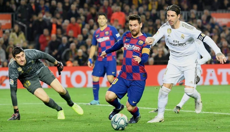 Barcelona y Real Madrid animarán un clásico atípico en la mañana del sábado