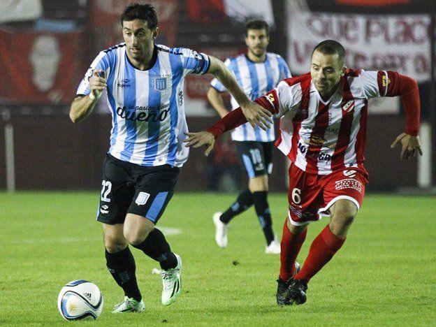 Sacó chapa: Racing venció a Independiente de Nuequén por Copa Argentina