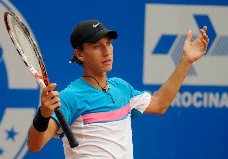 Un tenista argentino denunció amenazas en medio de un partido en Rusia