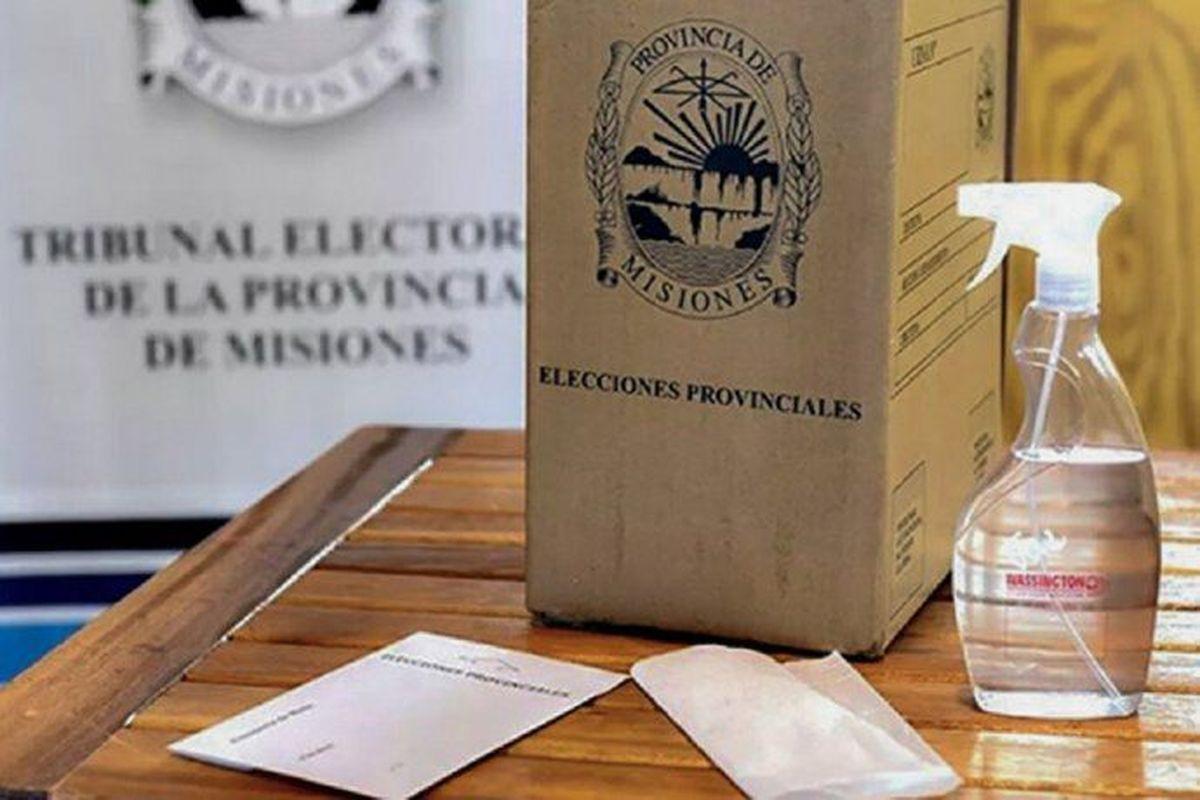 Misiones abrió el calendario electoral con el triunfo del Frente Renovador