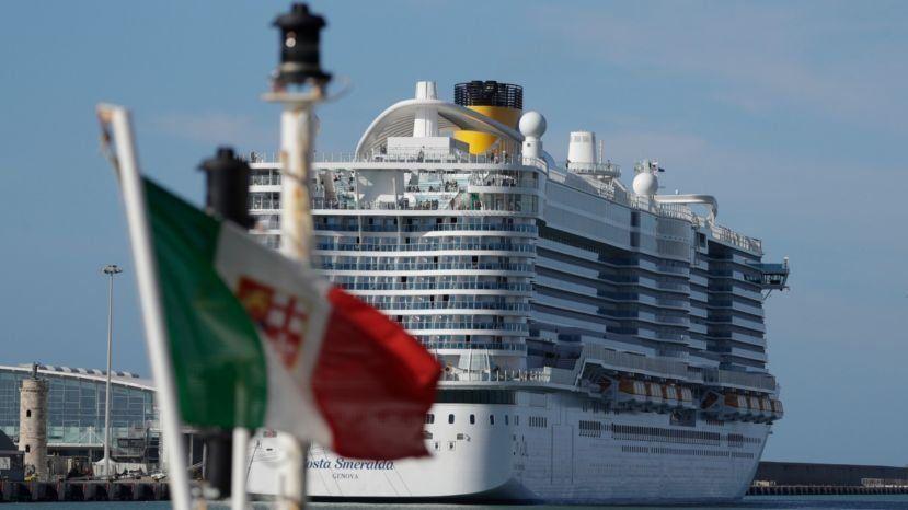 Uno de los argentinos varados en el crucero japonés contrajo coronavirus