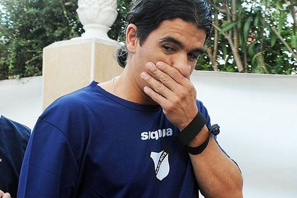 Operaron de urgencia a Ariel Ortega por apendicitis