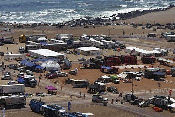 Tragedia en el Dakar: un muerto y dos heridos en el vivac de Arica