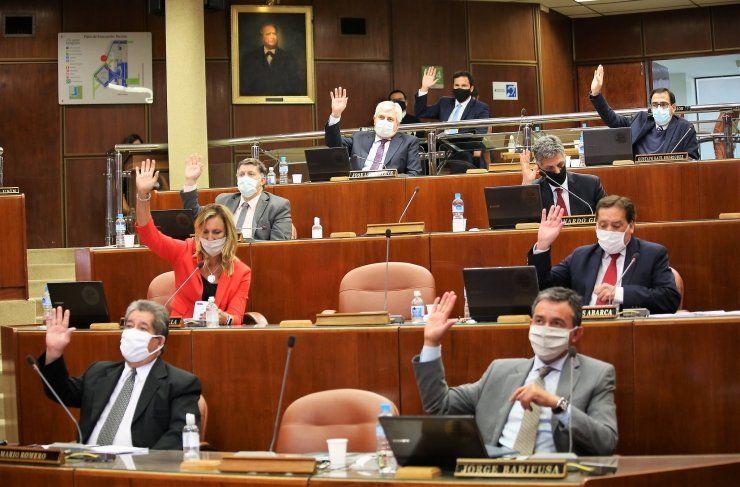 Diputados aprobaron la rebaja impositiva en la boleta de la luz