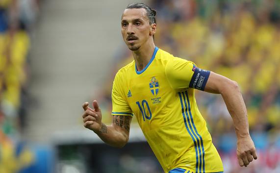 Ibrahimovic anunció un regreso a la selección de Suecia para jugar la Eurocopa