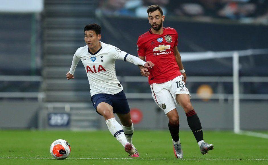Tottenham y Manchester empataron y siguen afuera de los puestos de Champions