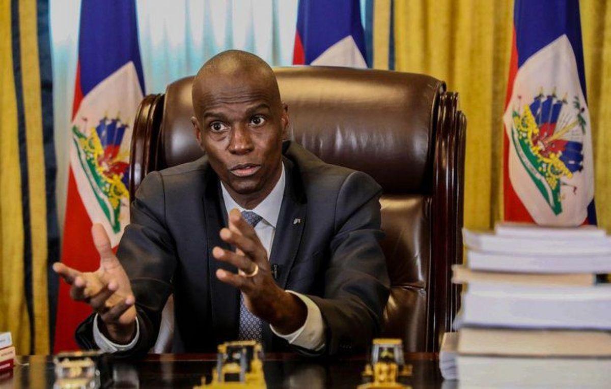 Asesinaron a tiros al presidente de Haití