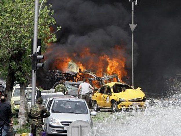 Al menos 27 muertos y más de 350 heridos por dos atentados en Líbano