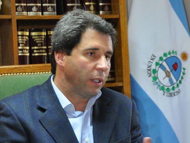 Uñac creará el Ministerio del Agua que contaría con el departamento de Hidráulica y Osse
