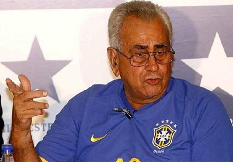 Murió un ícono del jogo bonito de Brasil: Zito, el gran jugador del Santos
