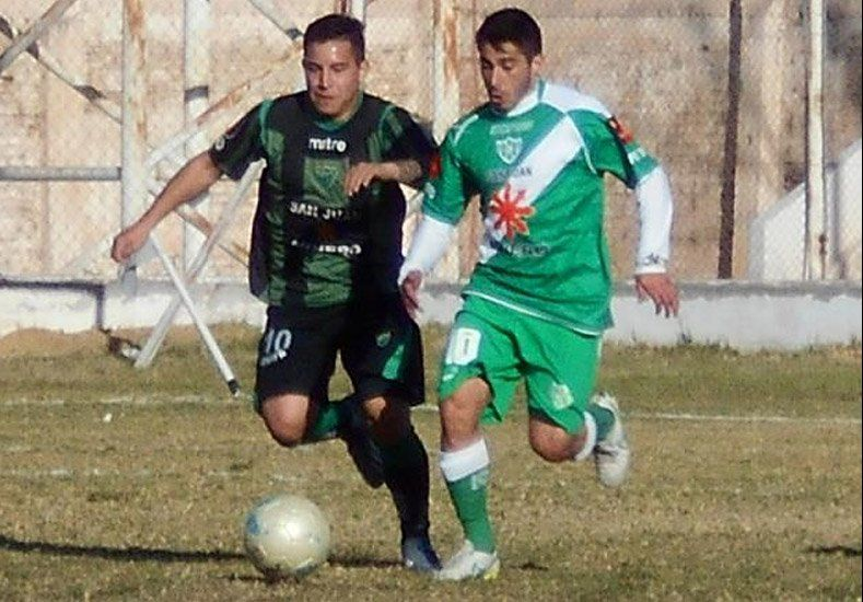 Clásico verdinegro: San Martín venció a Desamparados en el torneo Oficial
