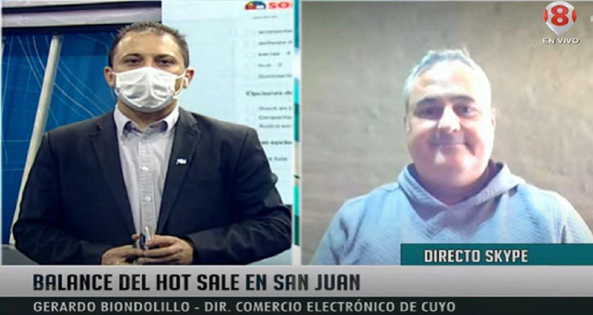 Hot sale: cerca de 80.000 sanjuaninos, interesados en los descuentos