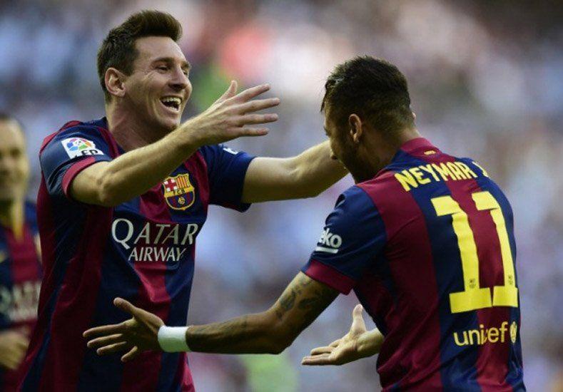 Para emocionarse: Mirá el video del relato español del gol de Messi