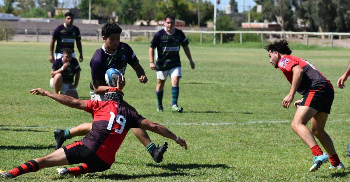 Se viene la segunda fecha del rugby local. Foto: USR