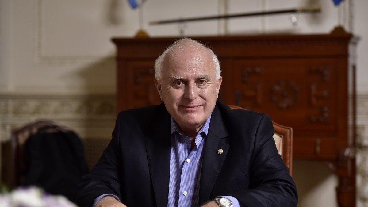 Se agravó la salud del exgobernador de Santa Fe Miguel Lifschitz