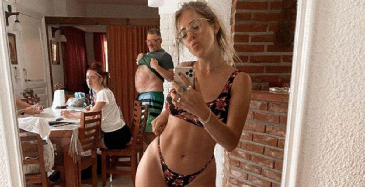 Nati Jota respondió a los comentarios que recibió por mostrarse en bikini