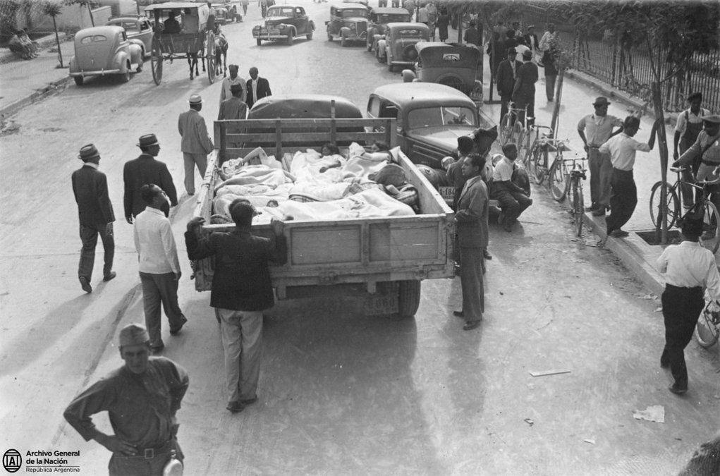 Se cumplen 77 años del terremoto que cambió la vida de San Juan