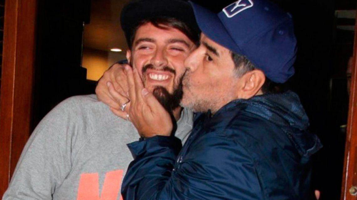 Diego Maradona Jr. tendrá ciudadanía argentina
