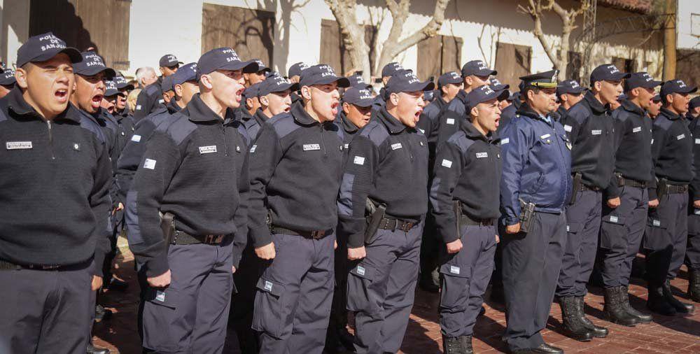 Proyectan implementar la nueva Ley de la Policía en marzo