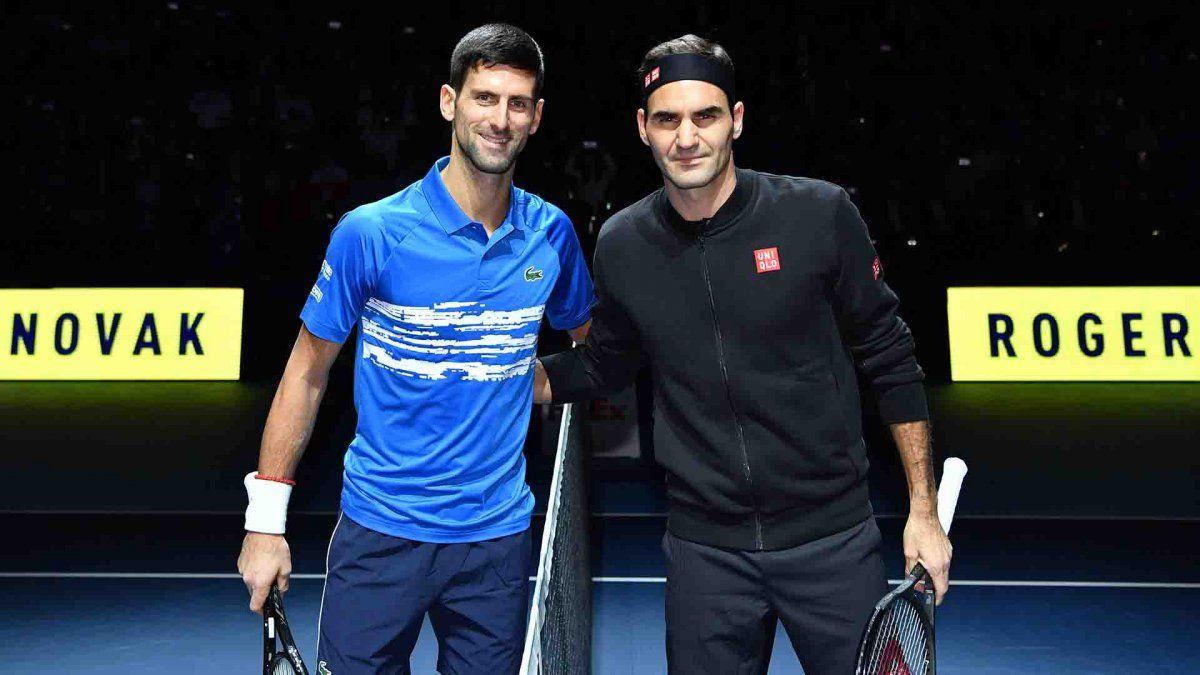 Djokovic igualará la marca de Federer como N°1 del mundo.