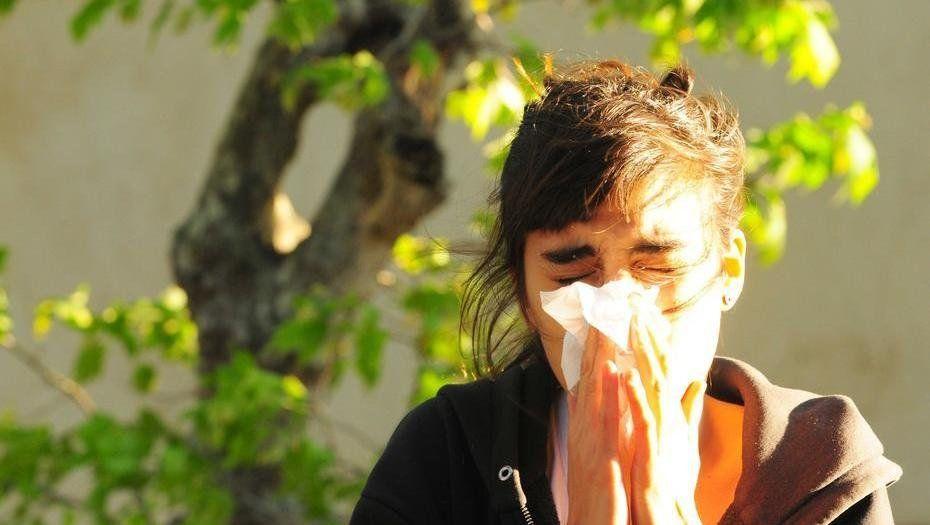 Después de una ducha caliente, sufrió una reacción alérgica potencialmente mortal