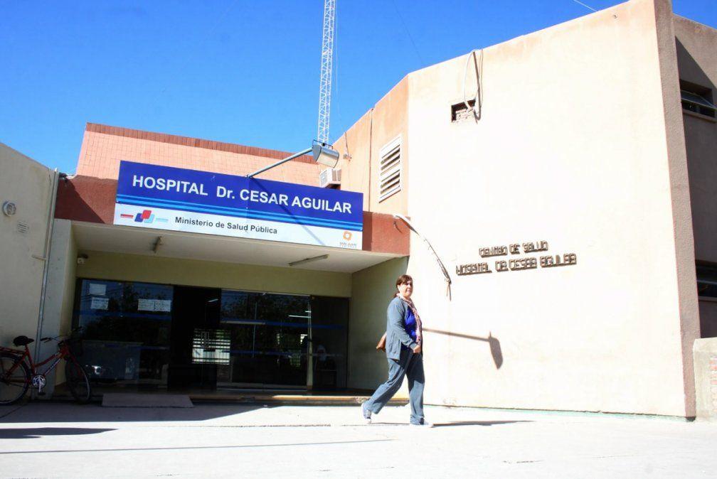 La nueva víctima por COVID-19 estaba internada en el Hospital Dr. Cesar Aguilar.