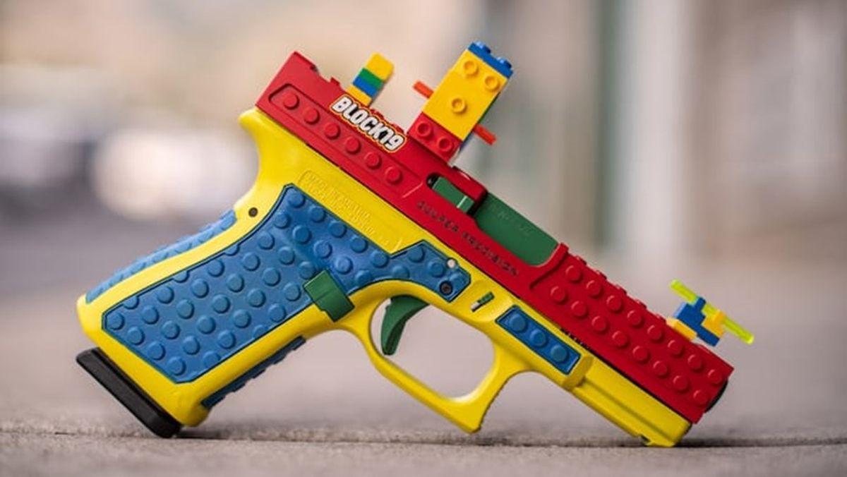 Arma de juguete