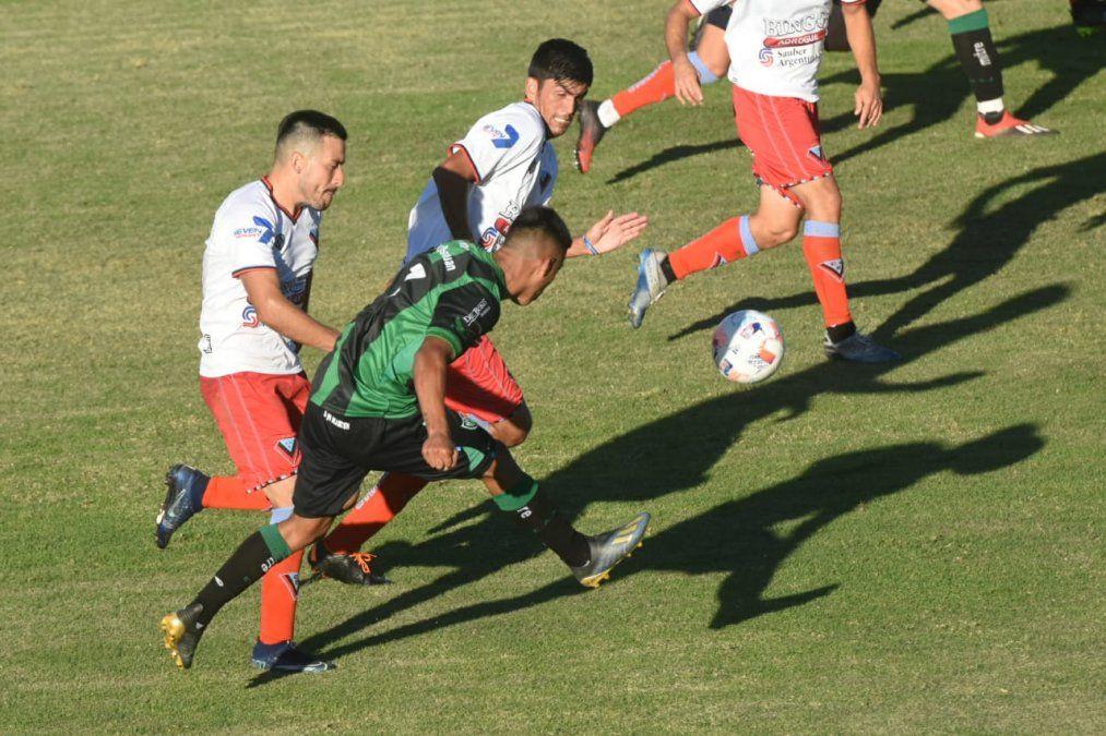San Martín perdió de local 2 a 1 frente a Brown. Foto: Adrián Carrizo.