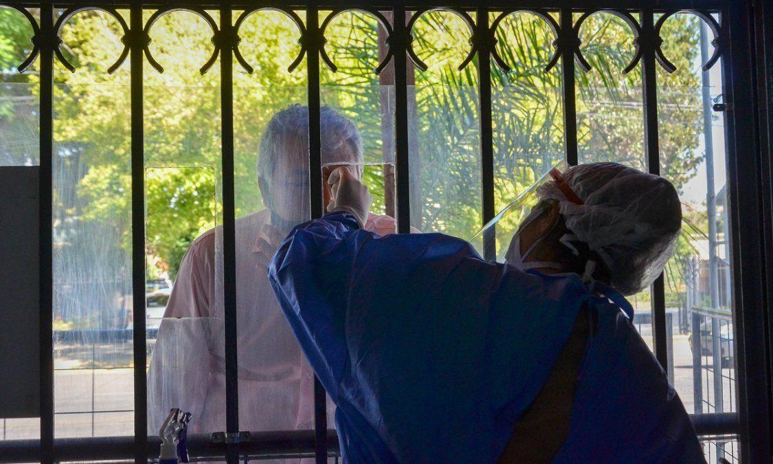 Covid-19: San Juan registró 206 nuevos casos en un día