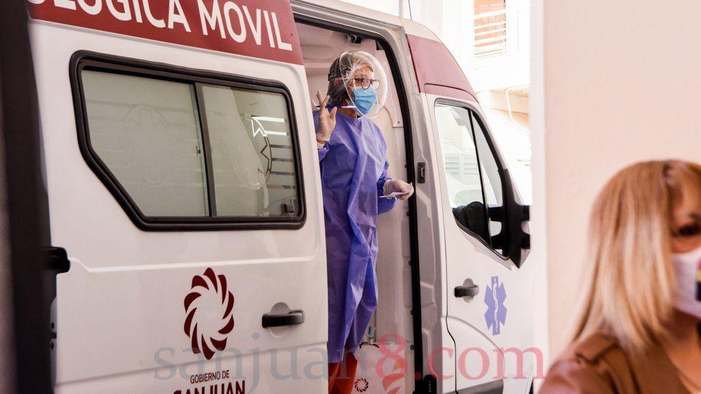 Con 6 nuevas muertes, San Juan superó los 150 fallecidos por coronavirus