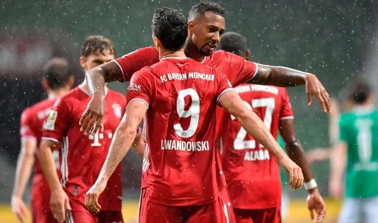Bayern Múnich se coronó bicampeón de la Copa de Alemania