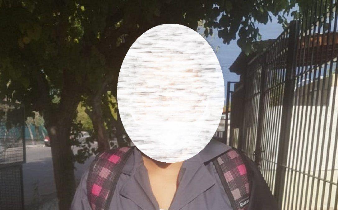 La menor era buscada intensamente por la Policía.