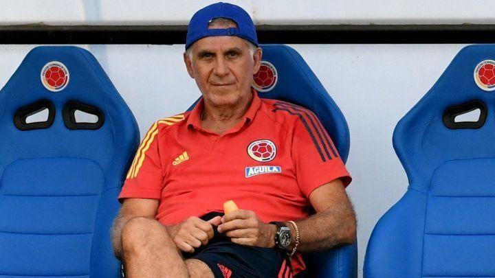 Carlos Queiroz tiene las horas contadas en la Selección de Colombia.